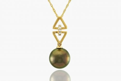 J. Hunter Fiji Pearl necklace