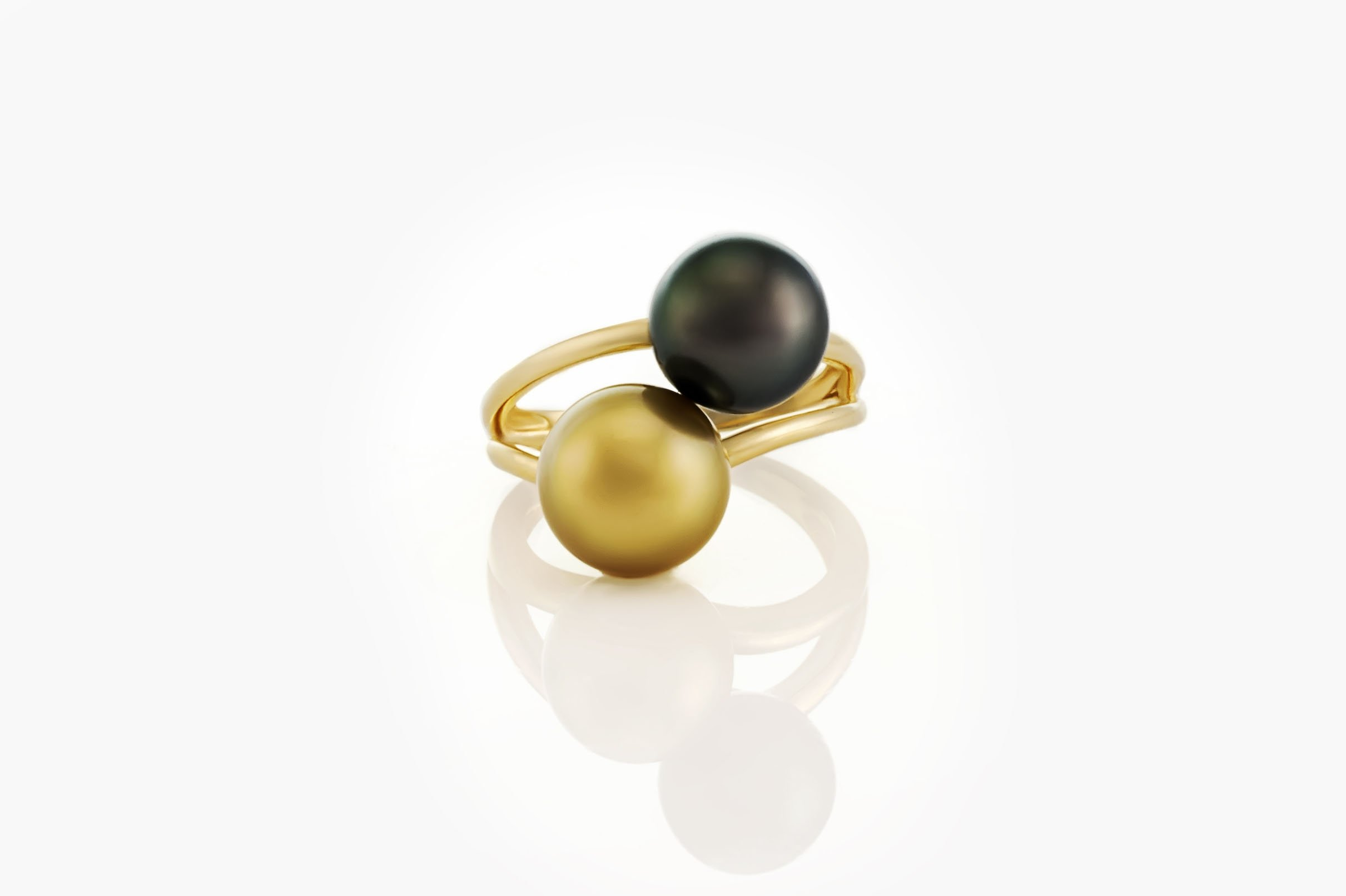 Fiji Pearl Ring by J. Hunter