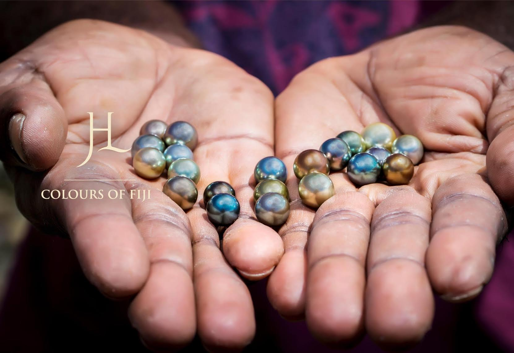 Colours of Fiji Pearls